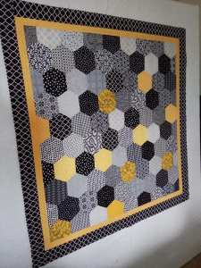 modern Quilts, Black and White
