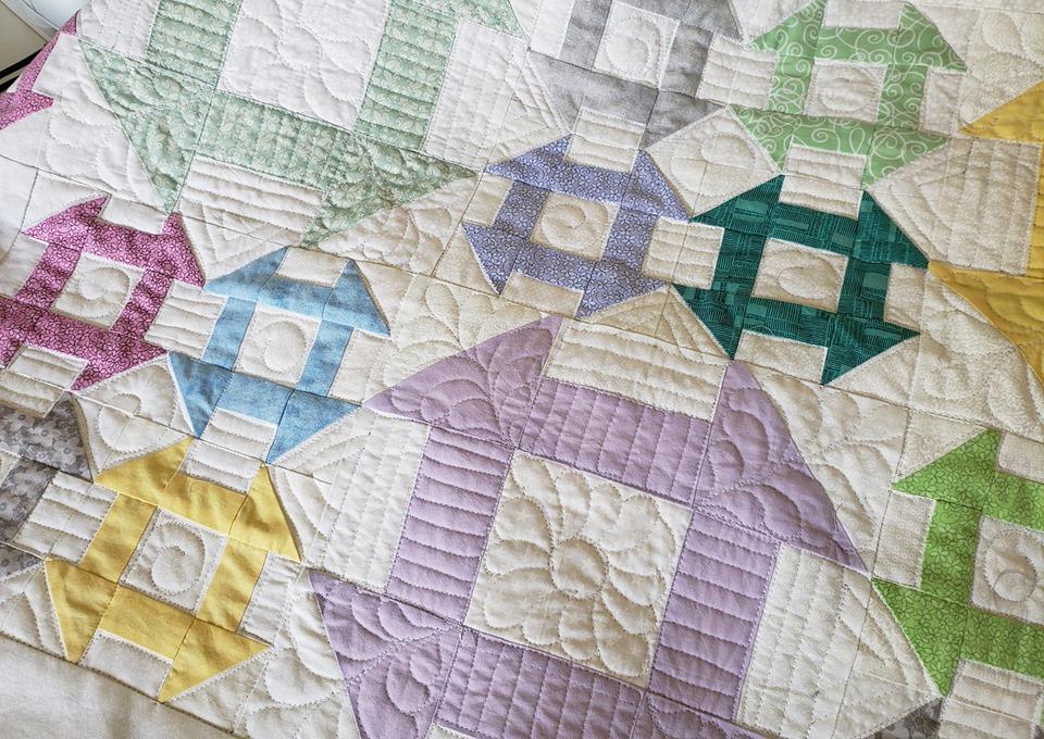 custom Made Quilts, Handmade
