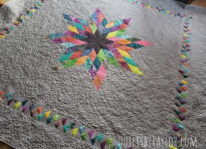star quilt, quilt for sale