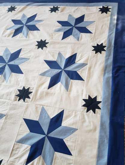 Classic Lamone Star Quilt