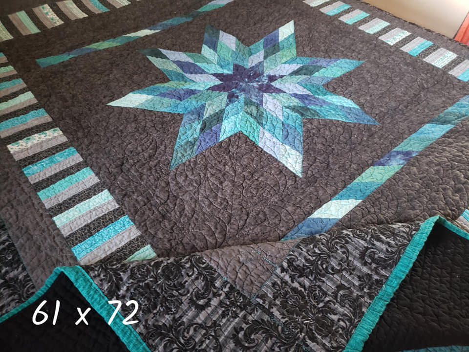 Classic Lone Star Quilt