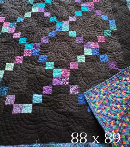 Black Quilts for sale