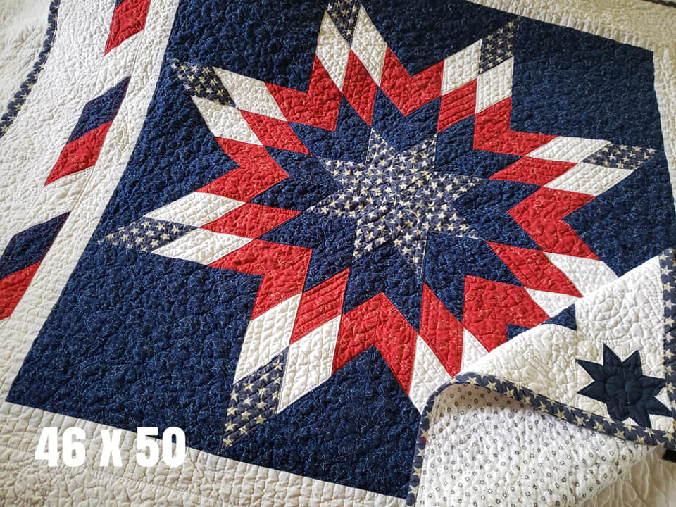 lone star quilt for sale