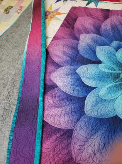 Dream Big Flower Quilt