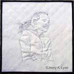 Maine Girl Quilt-The Finish