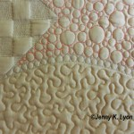 Tutorial-3 ways to quilt pearls