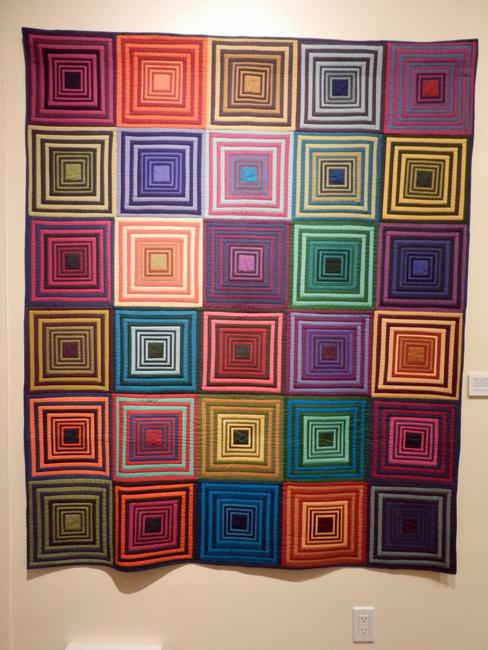 House Top Quilt, Tara Faughnan
