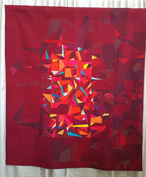 Quiltcon 2016 Part 2 Quilt Skipper Jenny K Lyon