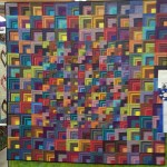 2017 Folsom Quilt and Fiber Guild Show-The Big Quilt Room