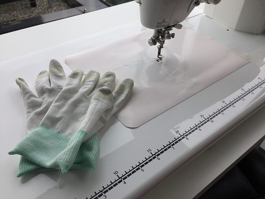 Supreme Slider and Machingers gloves
