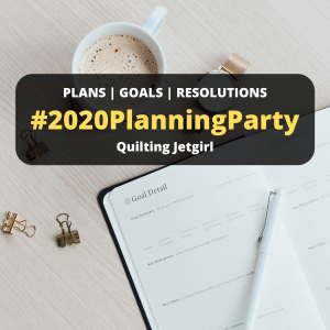 2020 Planning Party