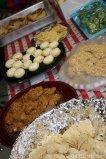 Potluck Food & Desserts