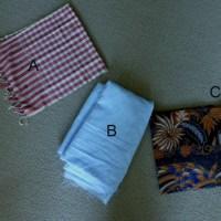 Buying Fabric in Bangkok