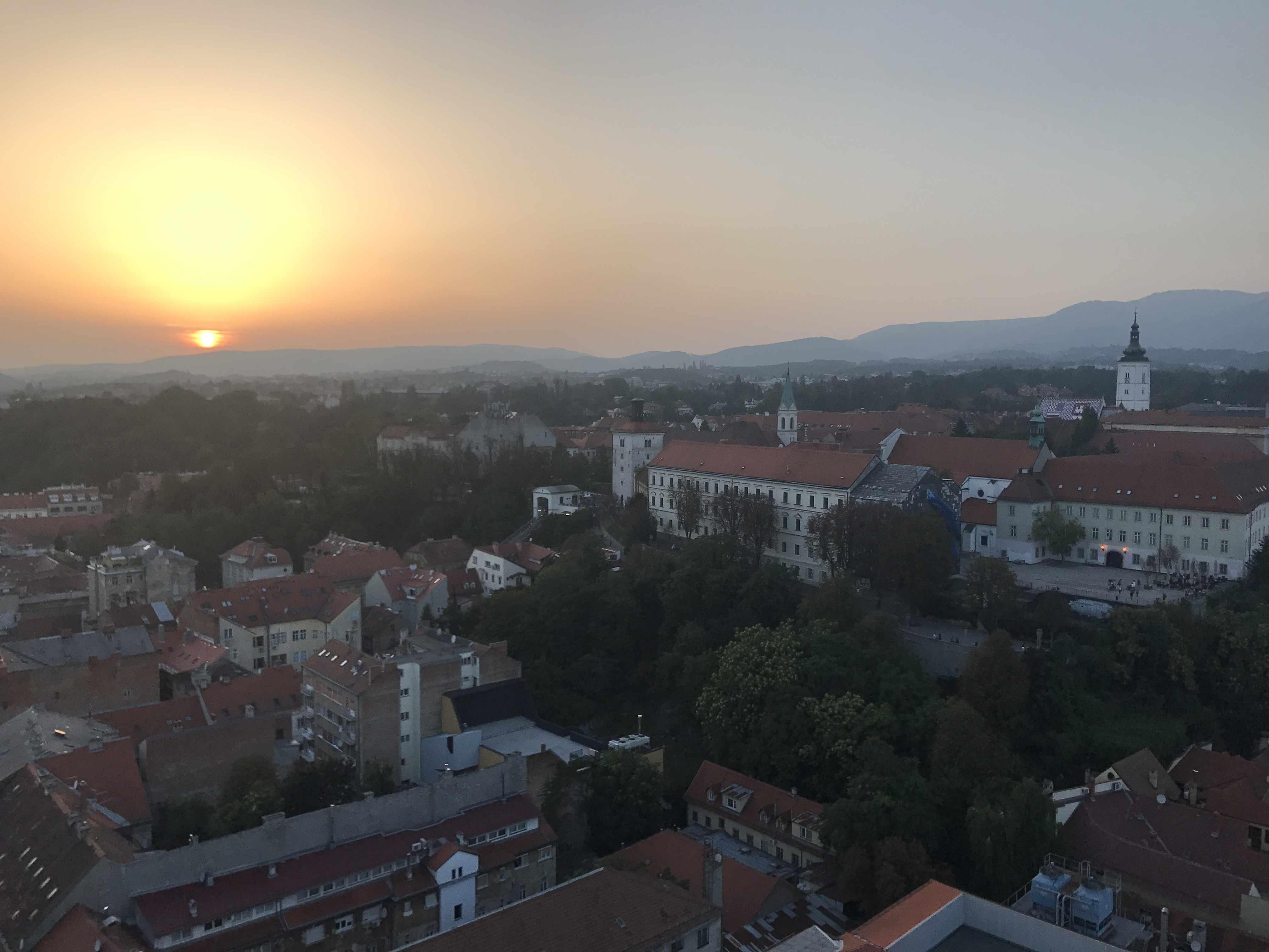 My Adriatic Adventure My Thoughts On Zagreb Croatia Quilty Covers