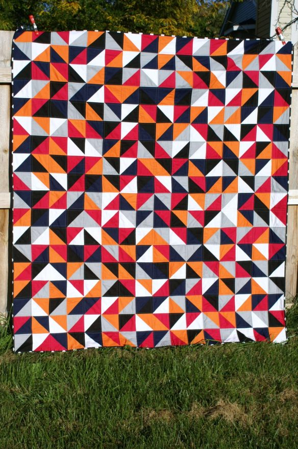 kaplan wedding quilt
