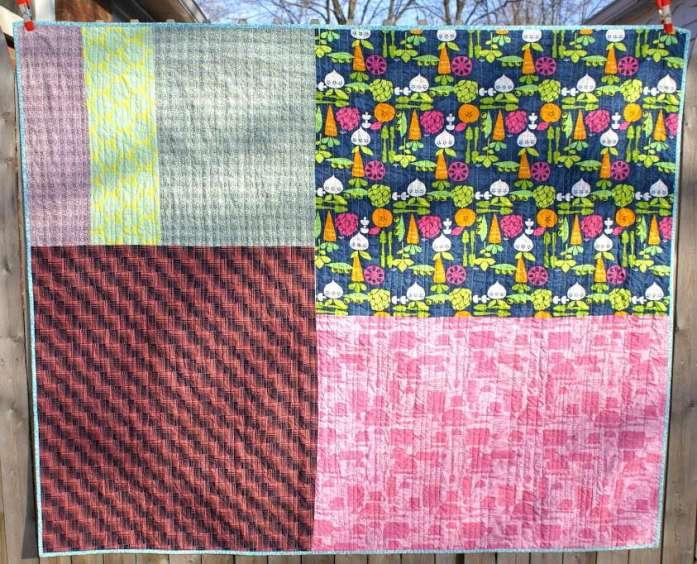 bright birch scrap quilt (5)