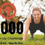 1,000 Push Up Challenge