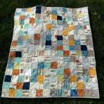 Boy's Outdoor Adventure Quilt