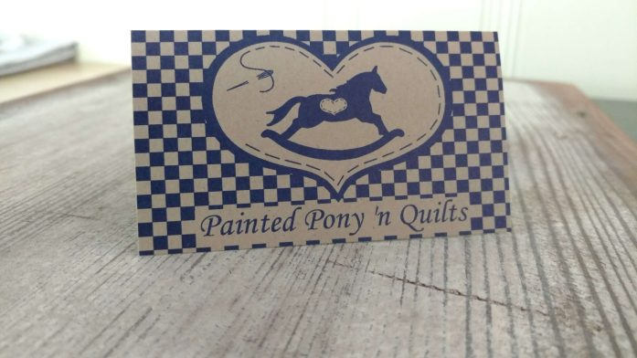 painted pony and quilts