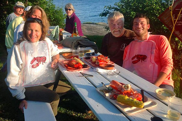 Lobster Bake Cookouts