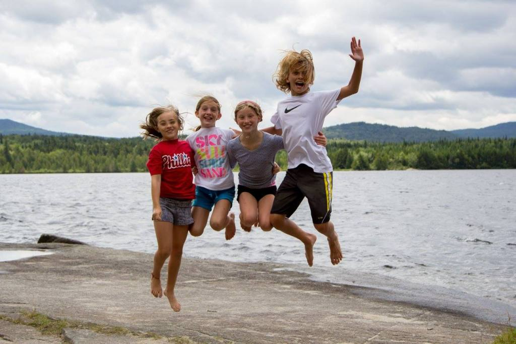 Family Vacations in Vermont's Northeast Kingdom at Quimby Country