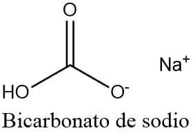 Compuesto de la semana: Bicarbonato de sodio