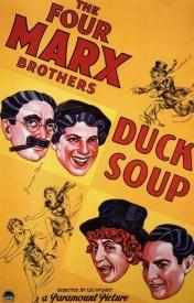 Cartel de Duck Soup de 1933