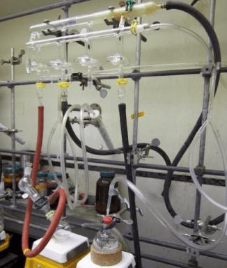 Imagen 1. Colector de gas