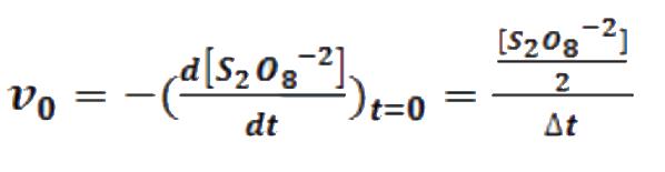 cinética de reacción 4