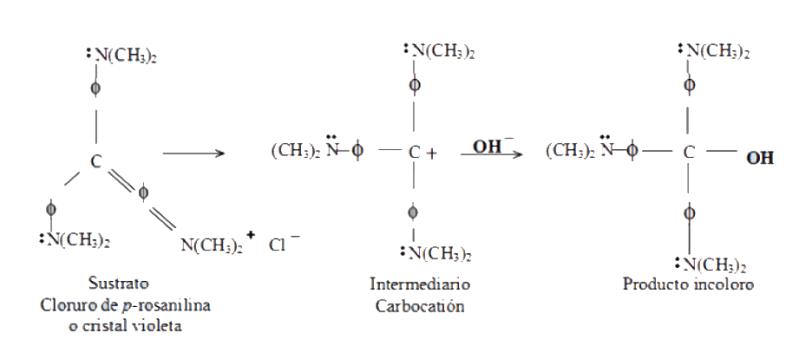 Verificación de mecanismo de reacción 1