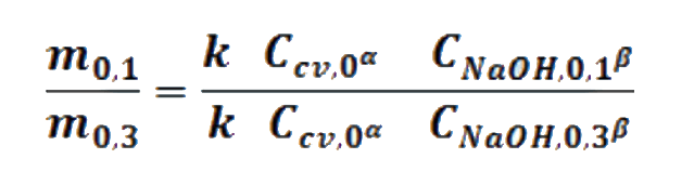 Verificación de mecanismo de reacción 6