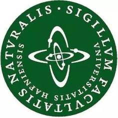 Sello de la Facultad de Ciencias de la Universidad de Copenhague