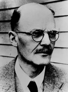 Hans Geiger, Físico alemán (1882 - 1945) Inventor del contador Geiger para medir la radiactividad.