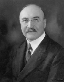 Leo Hendrick Baekeland (1863-1944).
