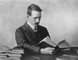 Henry Moseley en 1914