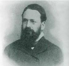 Richard Anschütz. Químico orgánico alemán (1852 - 1937). Codificó la práctica emergente de la destilación al vacío