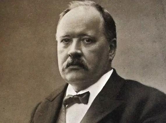 Svante Arrhenius, químico sueco y de los primeros voceros sobre el cambio climático