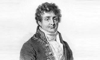 Joseph Fourier, matemático francés
