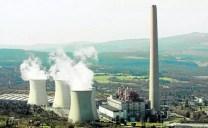 Imagen de las torres de refrigeración de una central térmica. Imagen: Renovables Verdes
