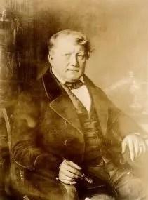 Christian Friedrich Schönbein (18 de octubre de 1799 - 29 de agosto de 1868)
