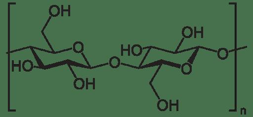 Unidad básica estructural de la celulosa.