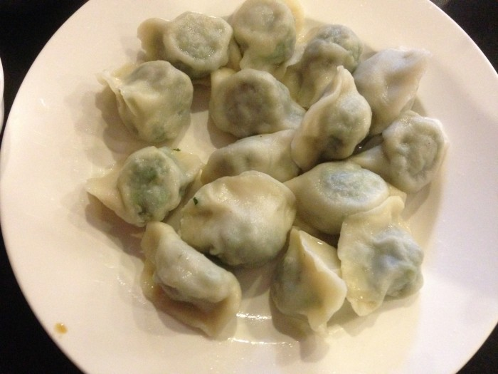 a tale of two dumplings