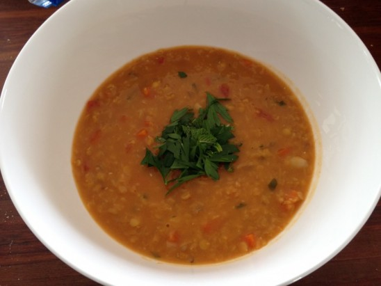 turkish lentil soup