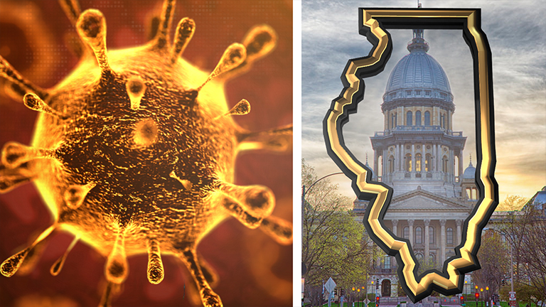 Illinois House postpones session over COVID-19 concerns