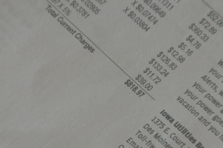 Customer looks for answers after receiving $800 electric