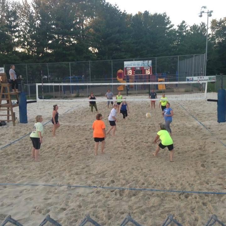 kofc volleyball