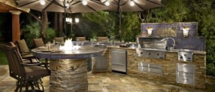 outdoor kitchens - custom - quinju.com