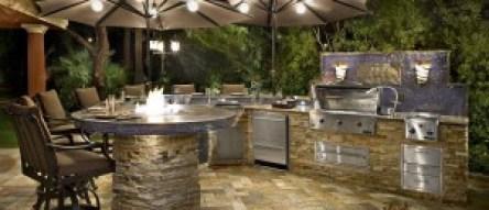 outdoor kitchens - custom - quinju.com