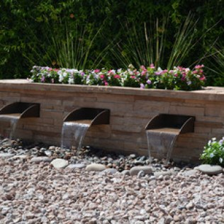 Planter Box Water Feature - quinju.com