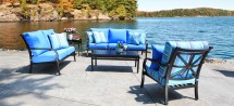 Patio Furniture Comforts Of Indoor Living